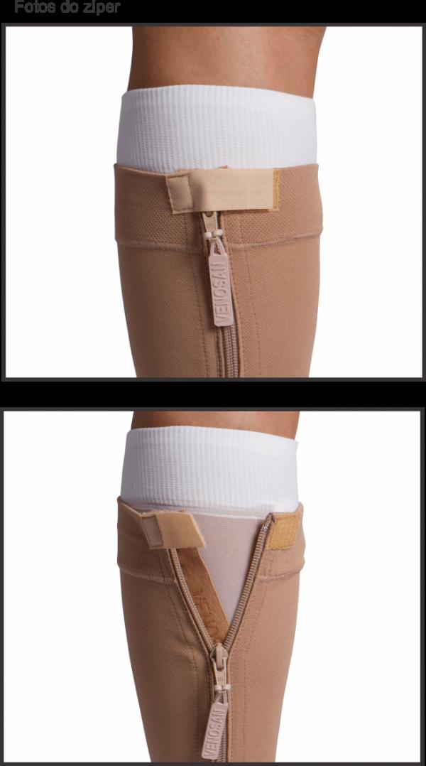 Kit Ulcer Comfort com Ziper Venosan 30-45 mmHg