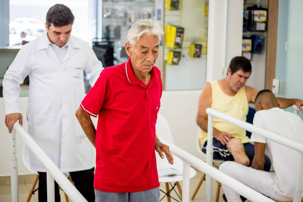 sala de fisioterapia bionicenter