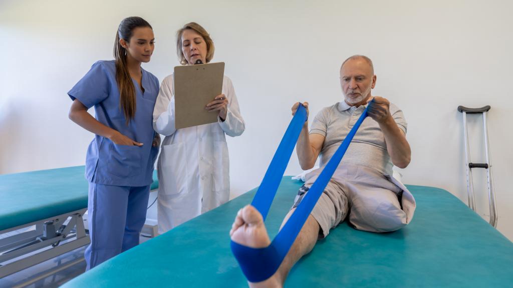 fisioterapia pré-protetização