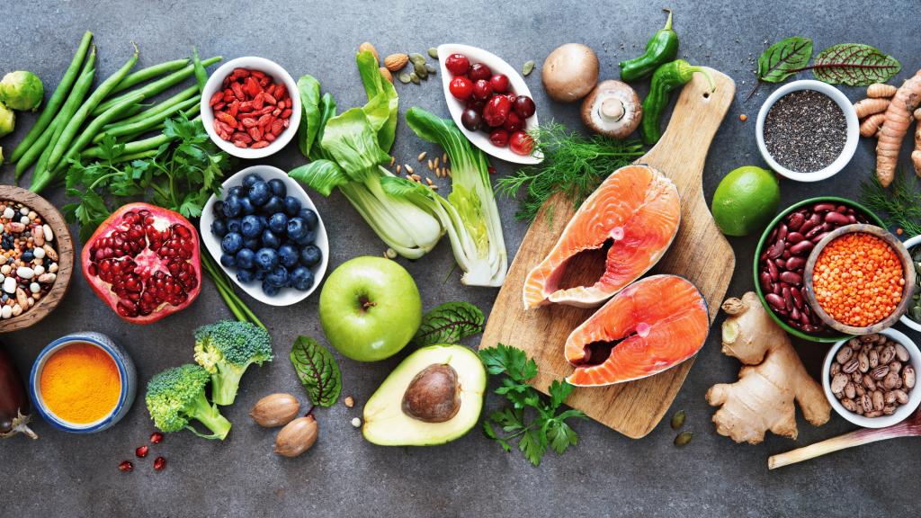 alimentos que ajudam na cicatrização coto