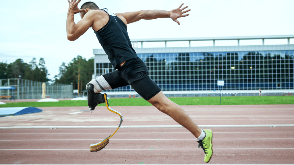 histórias das paralimpiadas